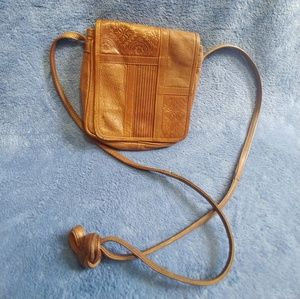 Cute Small Brown Leather Purse